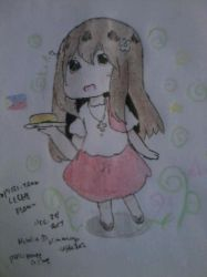 Piri-tan~! Wanna try some leche flan? by Phoems17cutieplier