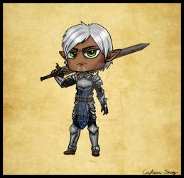 Warden Fenris by Captain-Savvy