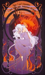 Lady Amalthea by szienna