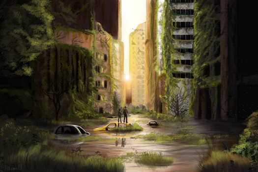 The Last Of Us by Kongyo