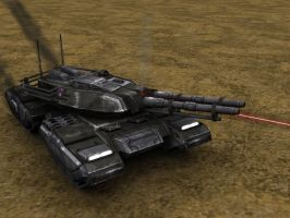 M55 A2 Sledgehammer by Helge129