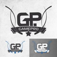 Gamepro. Logo by hNsM