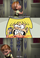 Lori Hates Frozen by funnytime77