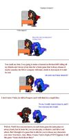 Sonic Game idea Comic by DarkMythicPsychicCat