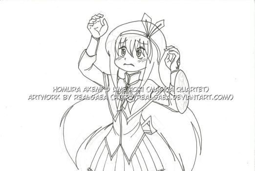 Objection! Guilty Homuhomu by RealGaea