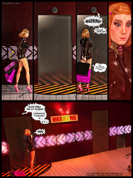 Comic #1 - Page 4 - Slave Annie by KinkyDept