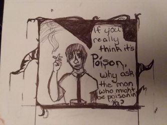 He's Like Poison by mosum4816