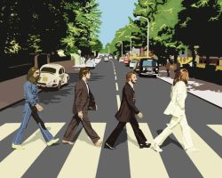 Abbey Road by themightyfro