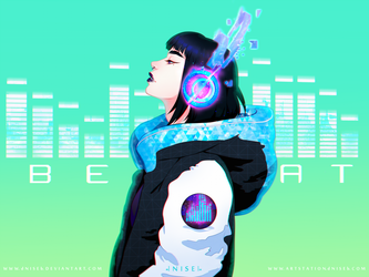 .:- B E A T -:. by dNiseb