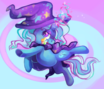 Trixie by Blynxee