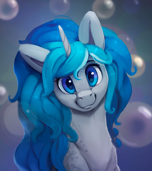 Bubble Lee by Rodrigues404