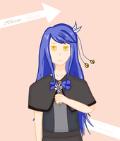 [Contest Entry] Hikarino by cutelightangel