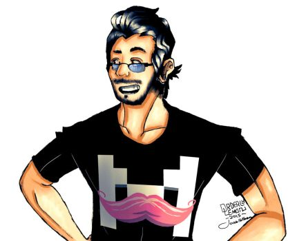 Markiplier by Orderly-Lemon