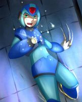 megaman -x!! by Likesac