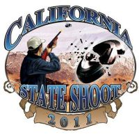 California State Shoot Logo Design by Click-Art