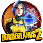 Borderlands 2 Icon 5 by habanacoregamer