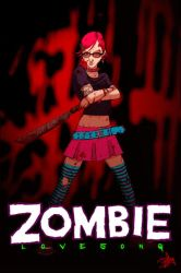 ZomLove - Concept - Gina by Dcfung