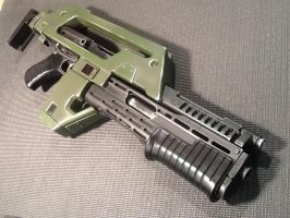 Pulse Rifle by Matsucorp