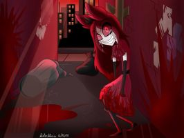 Alleyway Blood by SisterStories