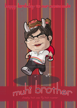 Brother Jin Birthday by Fallencypt