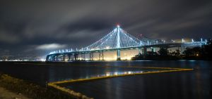 New Bay Bridge by thevictor2225