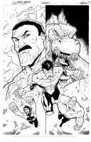 Invincible not real cover by JoeyVazquez