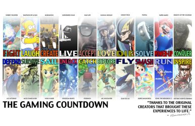 Gaming Countdown Final by Derede