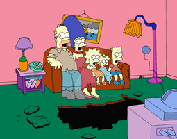The Simpson's - Treehouse of Horror IV by seline81