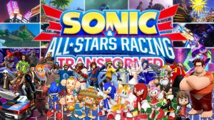 Sonic And All Stars Racing Transformed-Final by FARetis