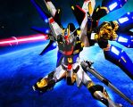 Strike Freedom [Ver. JeT Wallpaper II DxG-FF] by Chaos217