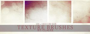Texture icon Brushes by Cla22ire