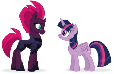 Twilight and Tempest ~ Movie characters by Cirillaq