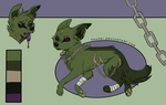 Chain Dog (update) by shapsi