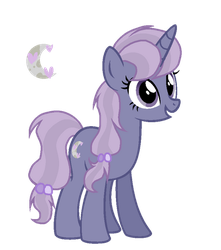 NG:Zeroverse : Luna Lolipop by CloudySunshineYT