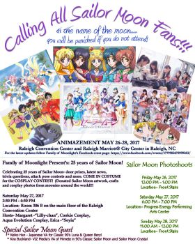 Animazement 2017 Moonie Events Flyer by lilly-peacecraft