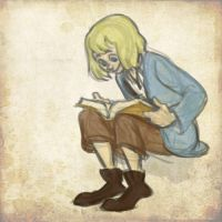 Armin by Snuggly-Duckling