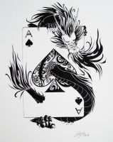 Ace of Spades by CodenameParanormal