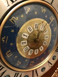 Astrological clock  by ovdiem
