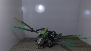 Lewa Combiner of Jungle (Bug Mode) by sideshowOfMadness