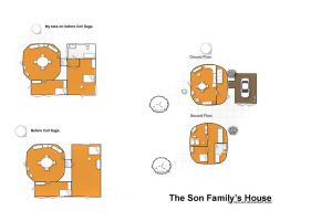 The Son House by Roxi-art