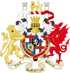 Coat of Arms of the Commonwealth of Britannia by FitzGeraldian