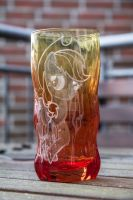 Applejack (coloured glass) by rtry