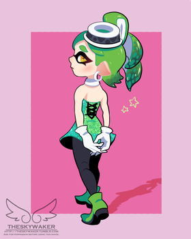 Marie (5 27 2017) by theskywaker