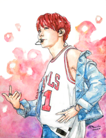 Happy Birthday Sunshine! - Jung Hoseok by KMichie