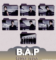 b.a.p #2 folder icons by stopidd