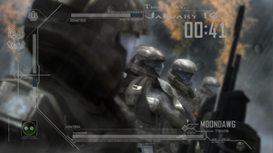 Feet first into hell. (ODST Theme) by MoonDawg92