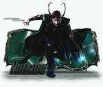 Sign Modelada - Loki by thiagoarantes20