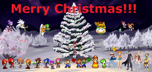 Merry Christmas 2017!!! by BeeWinter55