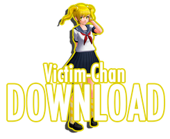 [YanSim and MMD] TDA Victim-Chan DOWNLOAD by FiciAxe