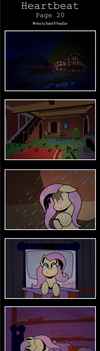 Heartbeat Page 20 (Start of Chapter 3) by Rated-R-PonyStar
